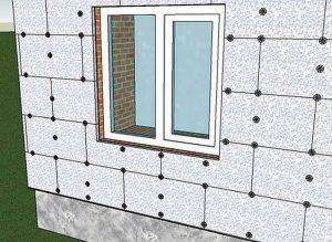 Фасадное утепление дома Херсон