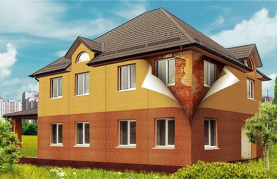 Утепление фасадов в Херсоне пенопластом: дома, квартиры, офисные здания