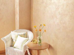 Декоративная отделка стен: популярные материалы