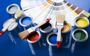 Фасадная краска Альпина в Херсоне. Цена краски Alpina по металлу