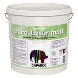 Capadecor Deco-Lasur matt/матовий 2,5л.