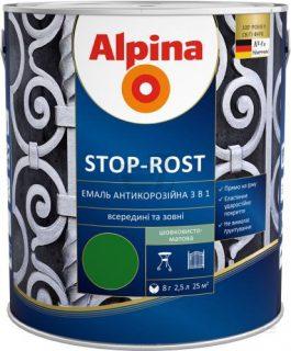ALPINA STOP-ROST 0,75л.