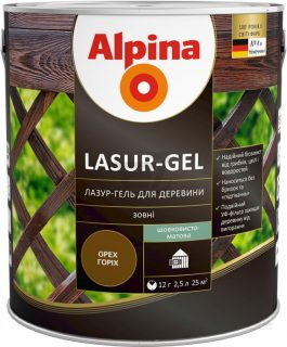 ALPINA LASUR-GEL 10л.