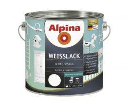 ALPINA WEISSLACK 0,75л.