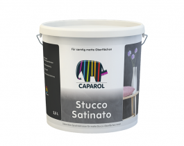 Capadecor Stucco Satinato 2,5л.