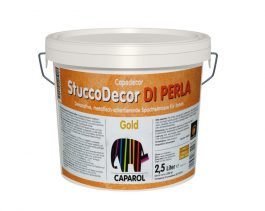 Capadecor Stucco Di Perla Gold (золотистий) 2,5л.
