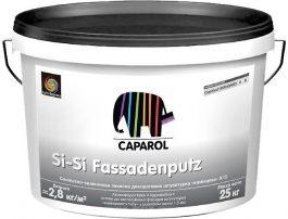 Capatect Standard Si-Si Fassadenputz R20 25кг.