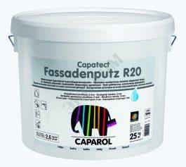 Capatect-Fassadenputz R20 Weiß 25кг.