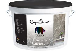 Capadecor Marmorino Romantico II (розмір зерна — 0,2мм) 7кг.