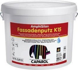 Amphisilan-Fassadenputz K15 world Weiß 25кг.