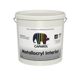 Capadecor Metallacryl Interior 2,5л.